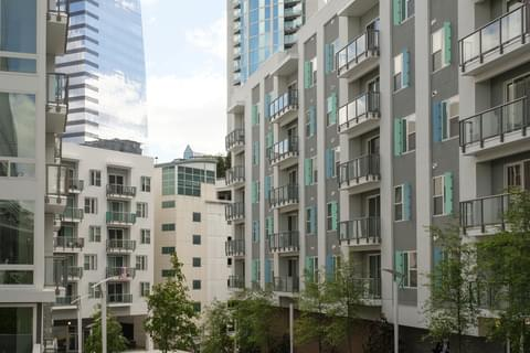 Private Outdoor Space. Apartments ...