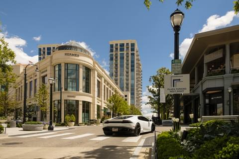 shopping center in buckhead