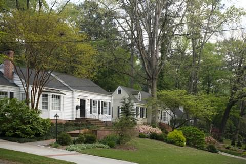 single family homes in buckhead
