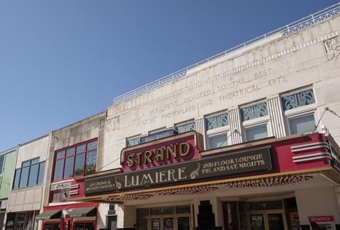 Strand Theatre,