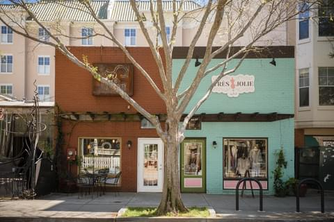 A mix of old and new tucked away just east of downtown, Decatur's historic homesteads rub shoulders with boutique shops, cafes, and galleries, attracting single professionals and young families not quite ready for the 'burbs.