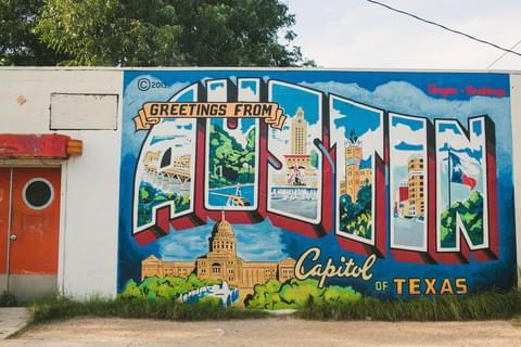 Bouldin Creek, Austin, TX