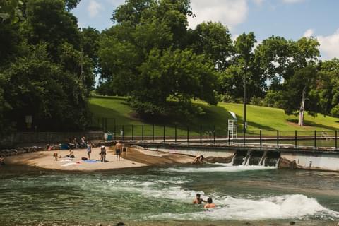 Zilker, Austin, TX