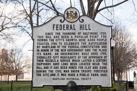Federal Hill's History,