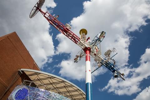 Sky-High Sculptures,