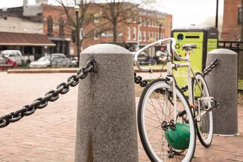 Not only is Baltimore bike-friendly, but the city's new bike share program might have you ditching your car.