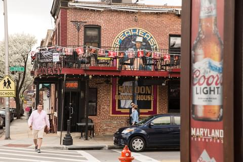 Speakeasy Saloon & Dining House is your go-to pub in Canton, just a bit more upscale.