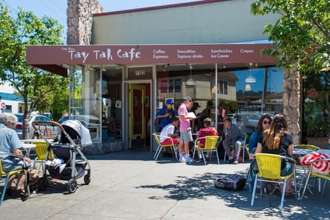Treat yourself to bubble teas, Vietnamese sandwiches, and frosty smoothies at Albany's <a href='https://www.facebook.com/pages/Tay-Tah-Cafe/108152549225956' target='_blank' rel='nofollow noopener noreferrer'>Tay Tah Cafe</a>.