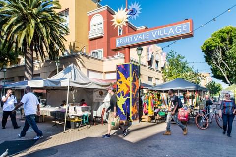 Fruitvale Village,