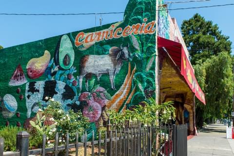 Colorful Street Art,