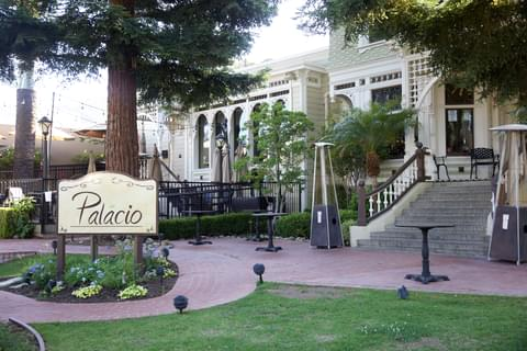 palacio restaurant