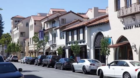 Picturesque Palo Alto offers scenic suburban living and easy access to headquarters for companies like Tesla, VMWare, and more. As the heart of Silicon Valley, this area pairs a growing tech economy with plenty of residential options, beautiful outdoor spaces, and easy access to the Stanford University campus.