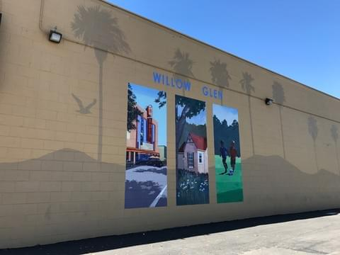 Willow Glen, South Bay, CA