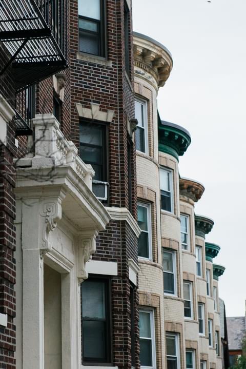 Row Houses,