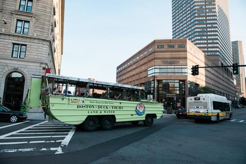 Boston Duck Tours,