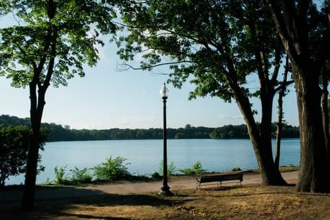 Jamaica Pond,