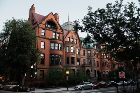 Back Bay, Boston, MA