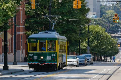 Charlotte Streetcar,