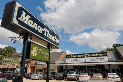 The Manor Theatre,