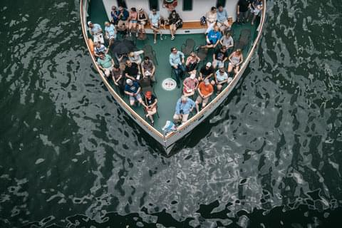 Chicago River Tours,