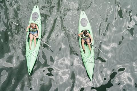 Chicago River Kayaks,