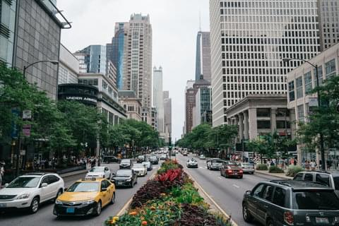 The Magnificent Mile,