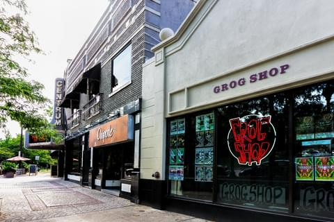 the grog shop