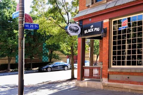 The Black Pig,