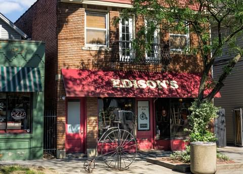 Edison's,