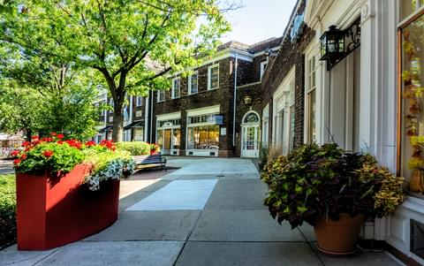 Shaker Square, Cleveland, OH