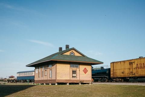 Museum of the American Railroad,