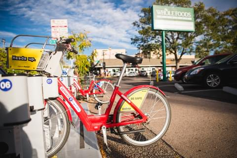 Denver B-Cycle,