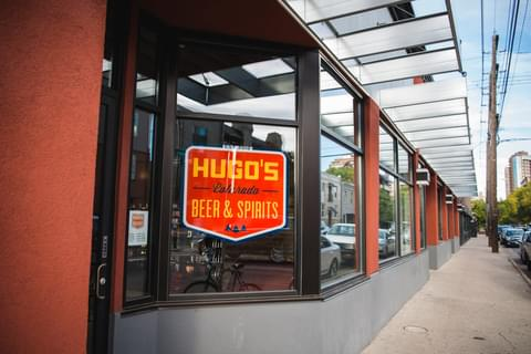 Hugo's Beer & Spirits,