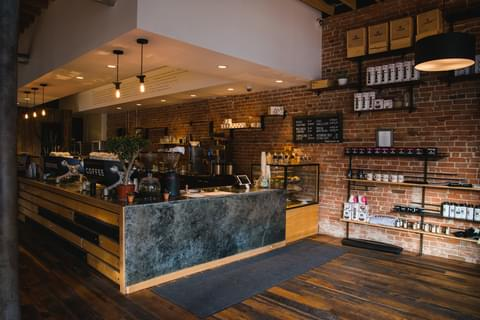 Thump Coffee Roasters,
