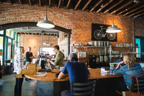Denver Bicycle Cafe,