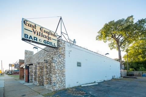 East English Village Bar and Grille,