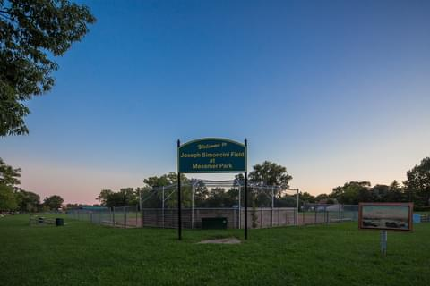 Detroit's Messmer Park,