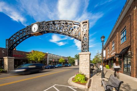 Downtown Grosse Pointe,