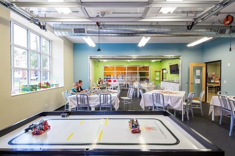 The Robot Garage,
