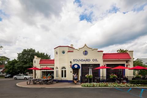 Red Crown Restaurant,