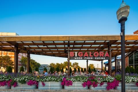 Bigalora Wood Fired Cucina,