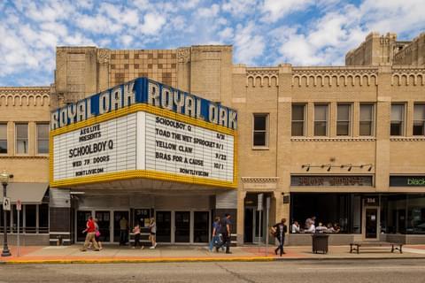 Royal Oak Music Theatre,