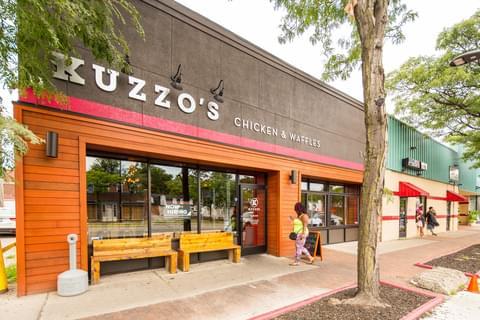Kuzzo's Chicken and Waffles,