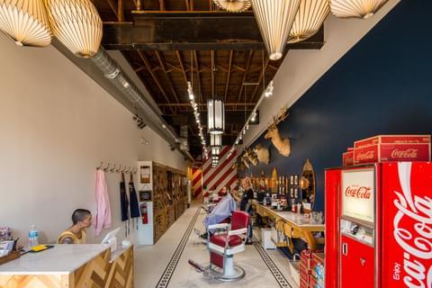 Union Barber Shop,