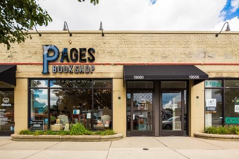 Pages Bookshop,