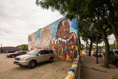 Brightmoor, Detroit, MI