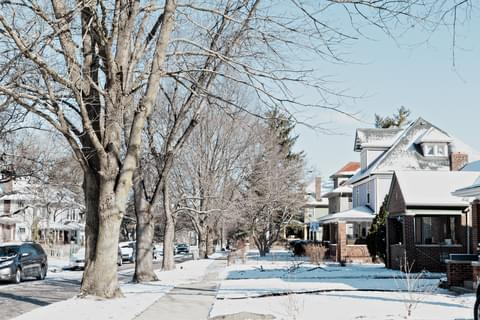 Eclectic Irvington, located on Indianapolis's east side, is an affordable option for area renters looking to stretch their dollar a littler further. Residents here enjoy shopping along Washington Street, exploring nearby Ellenberger Park, and commuting just 15 minutes to Downtown.