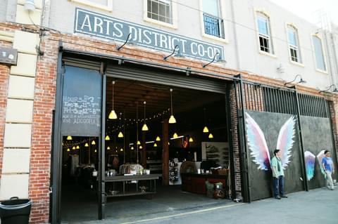 Arts District Co-op,