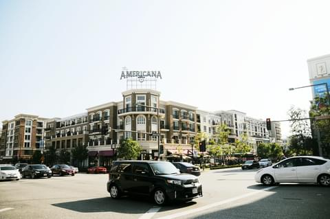 The Americana at Brand,