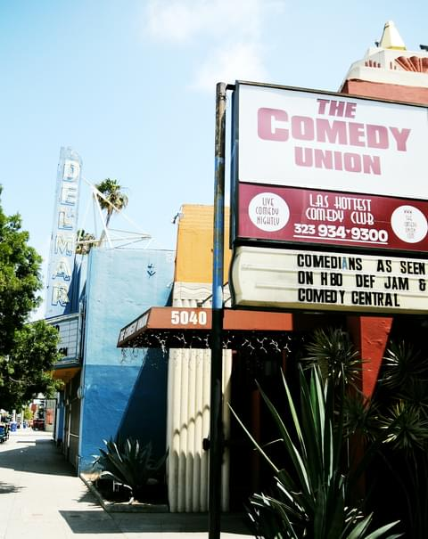 The Comedy Union,